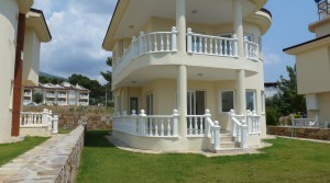 Olive Gardens Akbuk villa