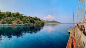 Gulet boat trip