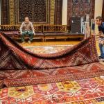 Turkish carpet sellers